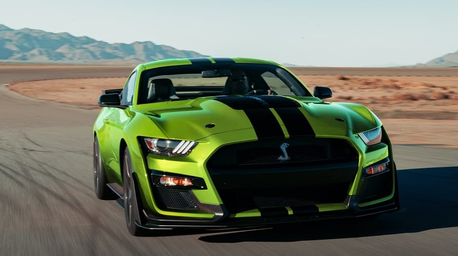 Best Tires for Mustang 2019