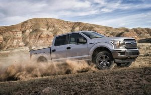 what are the different F-150 models