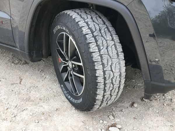 Bridgestone Dueler AT Revo 3 Review
