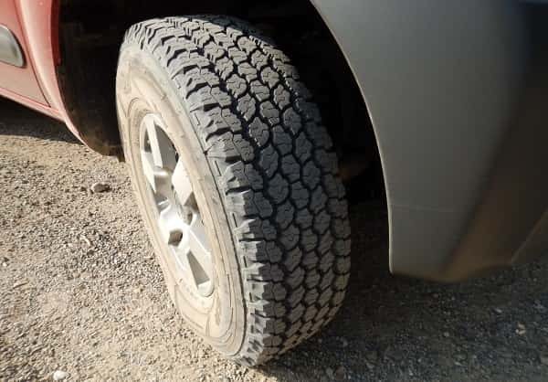 Goodyear Wrangler All-Terrain Adventure with Kevlar Review
