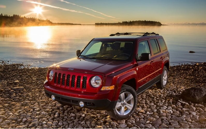 best Jeep Patriot tires