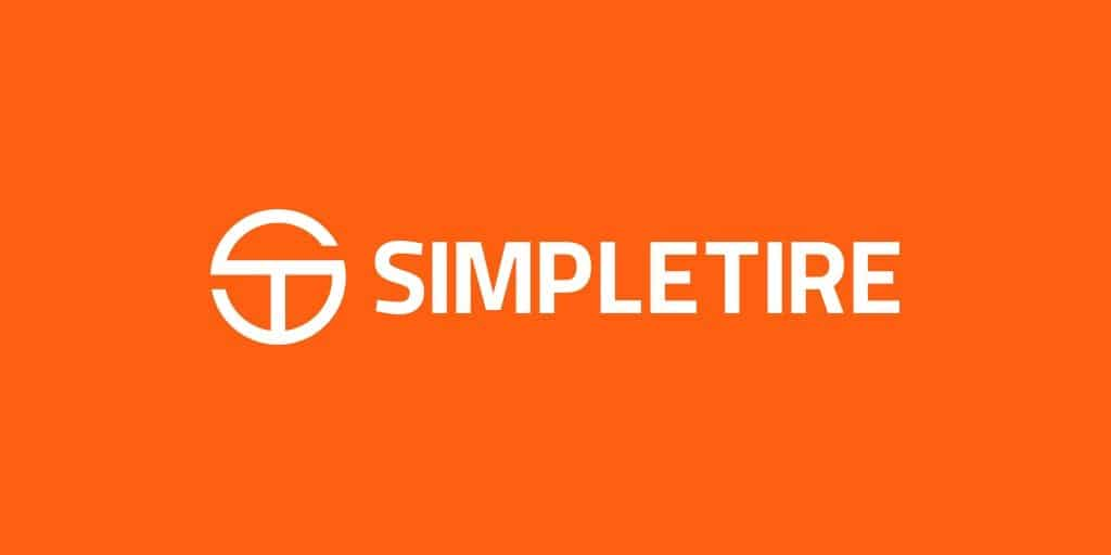Simple Tire Logo